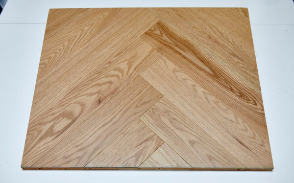 Lauzon Red oak natural sildeben matlak